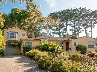 Charming House with Deck and DVD Player - Pacific Grove vacation rentals