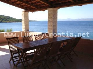 Seafront house for Rent, island of Solta - Solta vacation rentals
