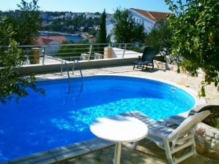 Villa for rent with pool and sea view, Ciovo - Okrug Gornji vacation rentals