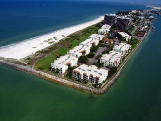 Lands End #201 building 9 - Beach Front - Treasure Island vacation rentals