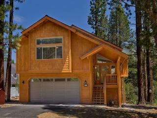 Spacious 4 bedroom mountain home bordering national forest  - Contemporary Tahoe Cabin - South Lake Tahoe vacation rentals