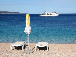 GOLDEN HORN BEACH FRONT HOLIDAY VILLA - Bol vacation rentals