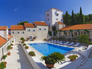 CASTLE FOR RENT on the sea front - Solta vacation rentals