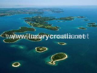 VIP VILLA NO 1. - Brijuni vacation rentals