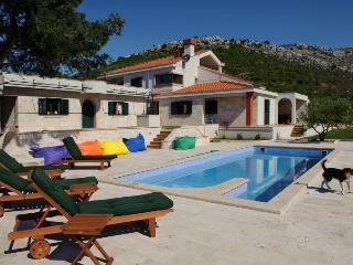 Premium, Panorama villa for rent, Trogir area - Trogir vacation rentals