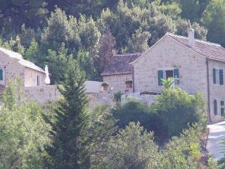 Charming Dalmatian stone villa on the Hvar island - Island Hvar vacation rentals
