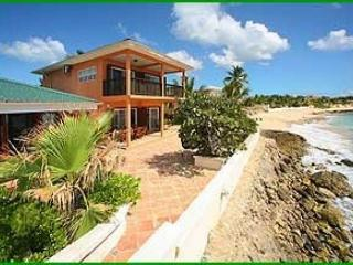 Coral Breeze: Beachfront Villa in Beacon Hill | Island Properties - Saint Martin-Sint Maarten vacation rentals