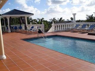 Villa Francesca: 3 bedroom villa with Mediterranean style  Island Properties - Saint Martin-Sint Maarten vacation rentals
