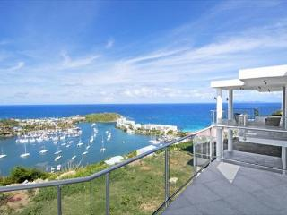 La Mirella: New 4 bedr villa with Marina and Ocean view | Island Properties - Saint Martin-Sint Maarten vacation rentals
