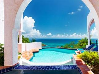 Perfectly located on Oyster Pon Hill with Ocean view | Island Properties - Saint Martin-Sint Maarten vacation rentals