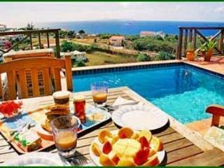 Moondance: Charming 2 bedroom villa overlooking the sea | Island Properties - Saint Martin-Sint Maarten vacation rentals