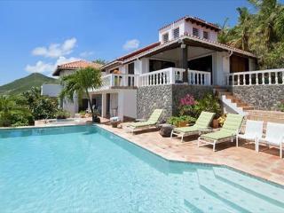 Nestled in lush hillside overlooking Dawn Beach | Island Properties - Saint Martin-Sint Maarten vacation rentals