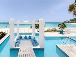 Gorgeous 3 Bedroom Beachfront Villa | Island Properties - Saint Martin-Sint Maarten vacation rentals