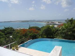 La Di Da: Gorgeous 4 bedroom villa at Pelican Key | Island Properties - Saint Martin-Sint Maarten vacation rentals