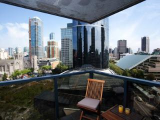 Downtown Vancouver 2 Bedroom 2 Bathroom Sheraton Executive Condo - Vancouver vacation rentals