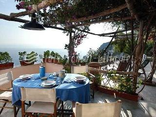 Torre A Mare - nice sea view from the garden - Praiano vacation rentals