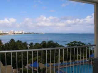 Amazing Ocean Front View Studio - San Juan vacation rentals
