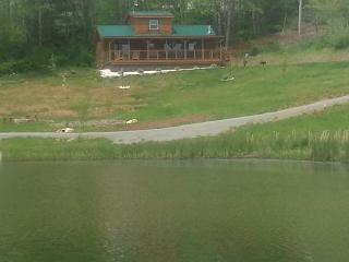 """Its Five O'Clock Here"", waterfront and BRPW cabin - Fancy Gap vacation rentals"