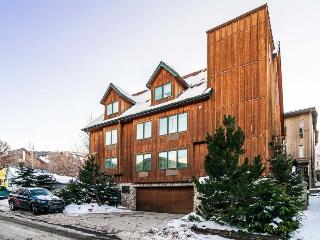 Utopian Lodge Executive Retreat with Walking Distance to Park City Mountain Resort - Park City vacation rentals