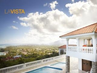 Private Gated Entrance, Pool, Jacuzzis, & Views - Puerto Plata vacation rentals