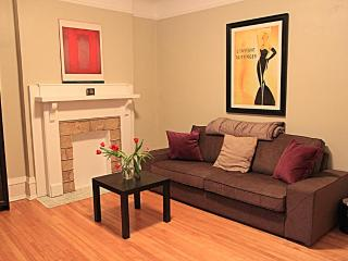 Upscale chic & central Fully furnished apartment - Ottawa vacation rentals