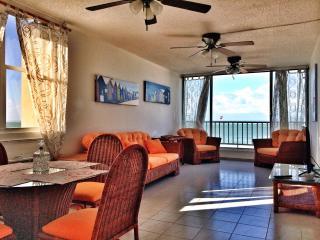 'Sea Coral' Ocean Front Exclusive View! - San Juan vacation rentals