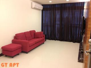 GT 2 Bedroom 2 Bathroom Apartment MRT 30 SECONDS - Taipei vacation rentals