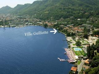 Luxury Lakeside Apartment in 18th Century Villa 1Km from Como Center! - Como vacation rentals