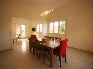 Bialik Street Jewel -- Historic Bauhaus - Tel Aviv vacation rentals
