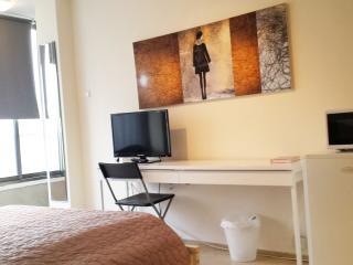 SEABREEZE1 -Tel Aviv Beach Studio Apartment - Tel Aviv vacation rentals