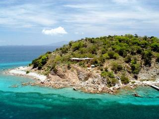 Quart-A-Nancy Point, Cooper Island, BVI - Cooper Island vacation rentals