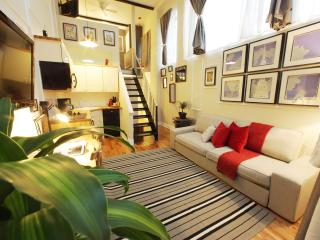 The Box House, Gorgeous Duplex Loft Suite w. Patio - Brooklyn vacation rentals