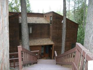 Clean lakefront house- game room, TV, BBQ, central air - Twain Harte vacation rentals