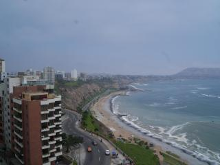Oceanfront with outrageous views! on the Malecon - Punta Hermosa vacation rentals
