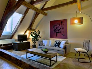 Castle View Two-Bedroom Apartment - Prague vacation rentals