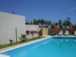 Villa A.R. pool, garden,views Etna and  Ionian sea - Sicily vacation rentals