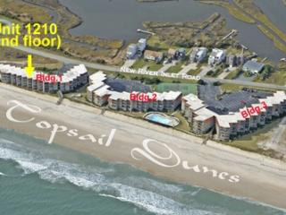Topsail Dunes 1210 - North Topsail Beach vacation rentals