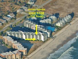 Shipwatch 1108 - North Topsail Beach vacation rentals