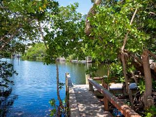 Light House: 2BR/1BA Canal-Front Home with Dock - Anna Maria vacation rentals