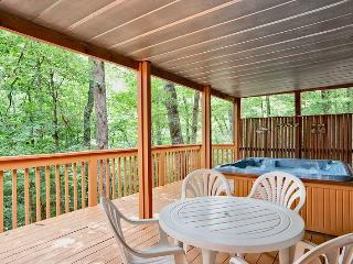 2 bedroom Cabin with Stereo in Pigeon Forge - Pigeon Forge vacation rentals