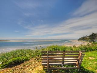 Amazing oceanfront home with ocean and bay views - Netarts vacation rentals