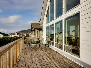 Private hot tub, pet-friendly, gorgeous ocean views! - Lincoln City vacation rentals