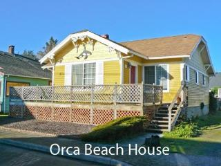 Comfortable home w/ ocean view, tranquil backyard & nearby beach access! - Seaside vacation rentals