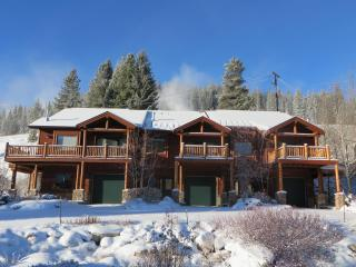 Slopeside 203: 4 bedrm, Walk to lifts, free shuttl - Winter Park vacation rentals