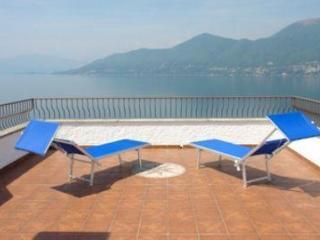 Penthouse overlooking Lake Maggiore - Brezzo di Bedero vacation rentals