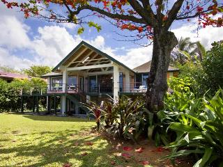Cozy 2 bedroom Villa in Haena - Haena vacation rentals