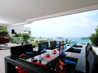 Wonderful family apartment, stunning seaview(THB6) - Phuket vacation rentals