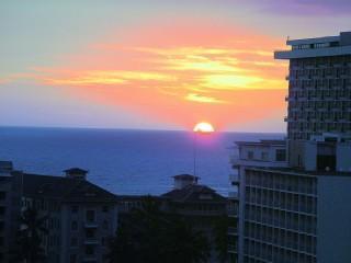 Waikiki 2 Blocks from Beach Panoramic Views - Image 1 - Honolulu - rentals