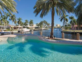 Millionares Waterfront Villa  Waterfront Pool - Fort Lauderdale vacation rentals