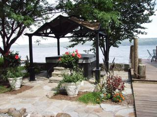 1 WEEK LEFT!!  Nautical Nights Retreat ON water!! - Finger Lakes vacation rentals